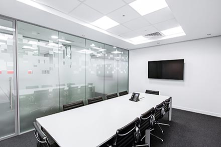 commercial office fitouts canberra